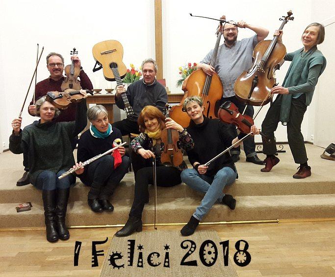 I Felici 2018